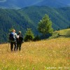Walking in Bucegi an Baiului mountains