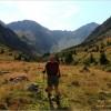 Die Besteigung des Moldoveanu gipfel