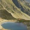 Bergwandern im Fagaras Berge