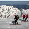 Powder in Bucegi and Fagaras mountains