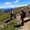Bergwandern in Rumänien