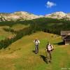 Bucegi and Fagaras traverse