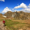 Bucegi and Fagaras traverse