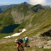 Hiking in Fagaras mountains
