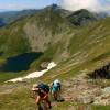 Bergwandern in Fagaras gebirge