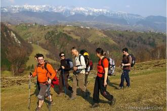 Senderismo en Rumanía