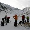 Scialpinismo in Carpazi romeni