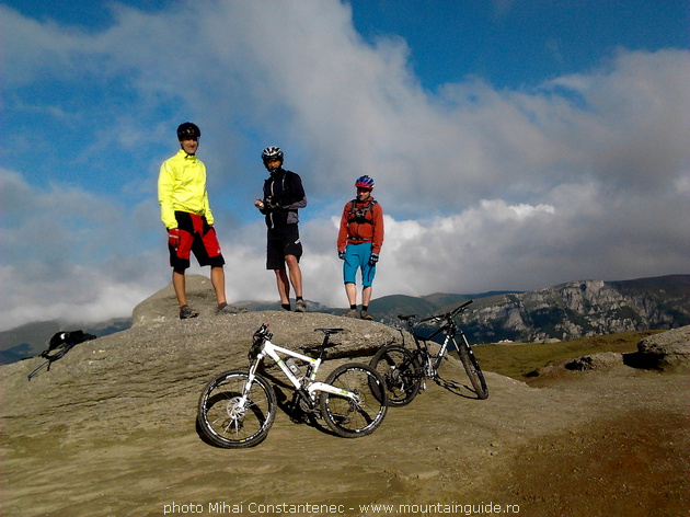 Expert mountain biking tour in Romania, South East of Transylvania