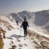 Skitouren Erlebnis in Rumänien Bergen, Süd-Karpaten, in Fagaras und Bucegi Gebirge