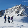 Ski touring experience in Romanian mountains
