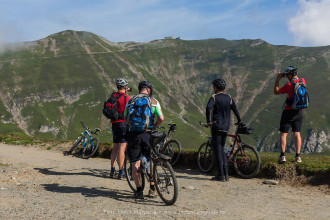 Mtb experience in Romania, Brasov area mountains