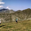 Hiking in Romania, Fagaras mountains from Piatra Craiului to Suru