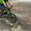 Mountain biking in Brasov city area and Bucegi mountains
