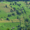 Active holiday in Romania, family hiking in Romanian Carpathians