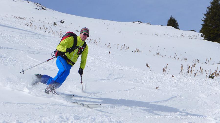 Skitouren Reise in Rumänischen Karpaten