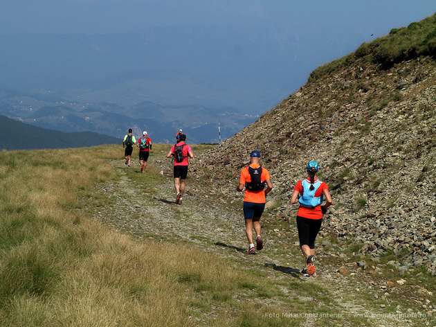 Trail running in Romania, enjoy mountains!
