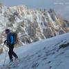 Ski touring experience in Romanian mountains