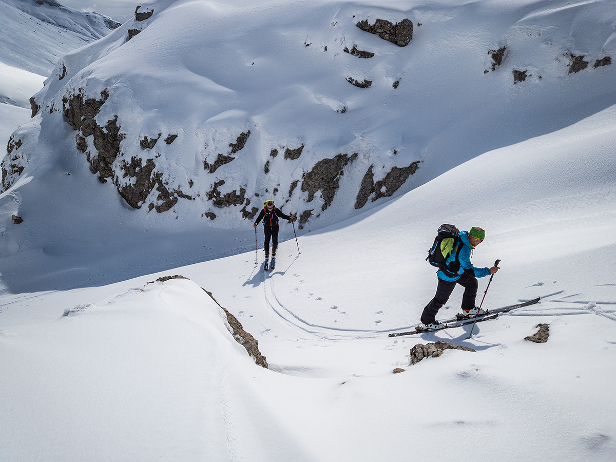 Ski touring season in Romania, 2020 winter